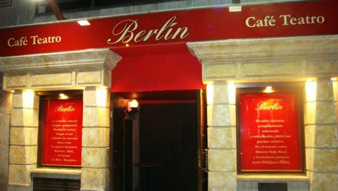 Cata - Café Teatro Berlín 2